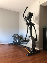 black and gray elliptical trainer Fairfax, 22030
