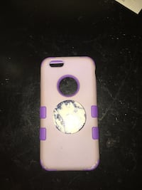 purple and pink iPhone case Edmonton, T5G 2N7