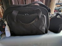 Kipling black gym/duffel bag 4806 mi