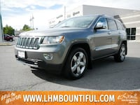 2011 Jeep Grand Cherokee Limited West Bountiful