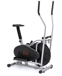 New- 2 in 1 cross trainer and elliptical - See all pics for info Columbia City, 46725