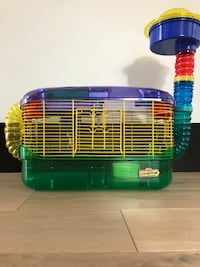 Hamster cage Mississauga, L5G 2P1