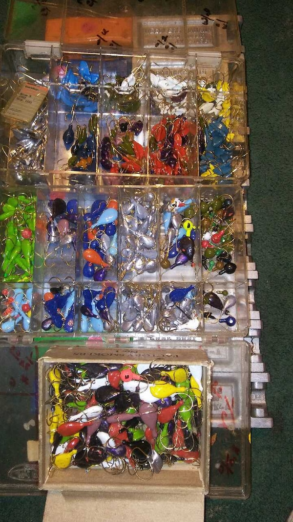 Used Lead Fishing Lure Molds for sale in North Myrtle Beach - letgo