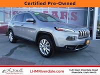 2016 Jeep Cherokee Limited Riverdale