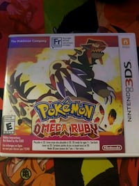 POKEMON OMEGA RUBY Surrey, V3R