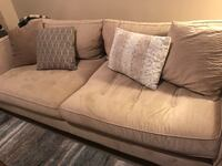 Tan couch- Like new.  Austin, 78727