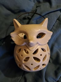 Fox Candle Lantern holder
