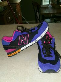 Women's new balance worn maybe once size 8.5 Midlothian, 23112