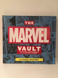 Marvel Comics guide