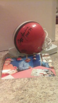 Ozzie Newsome autograph Canal Winchester, 43110