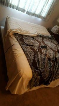 brown and beige floral bed sheet Mesa, 85207