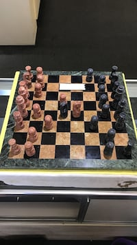 brown and black chess board set Metairie, 70002
