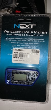 Wireless Kilometre reader
