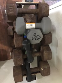 weights  dumbells Tampa, 33605