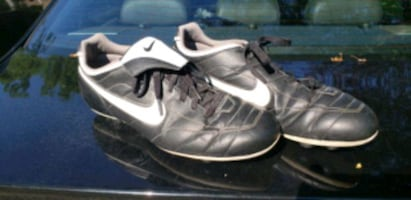 Nike Football/Soccer cleats 12'