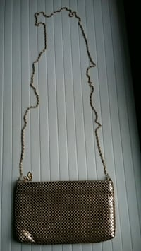 Gold sequined crossbody purse Lake Saint Louis
