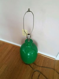 green and silver table lamp Glenn Dale, 20769