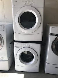 Whirlpool front load washer and dryer Wylie, 75098
