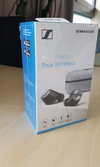Brandnew sealed in box Sennheiser MOMENTUM True Wireless Earphones Mississauga, L5W 1S2