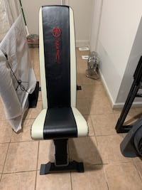MARCY adjustable weight Bench Yonkers