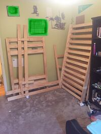 Used Children's Bunk Bed  Rockville, 20814