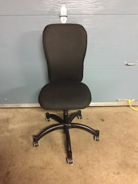 Rolling High Back Adjustable Office Chair