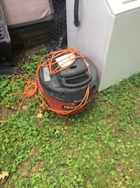 Craftsman shop vac doesn't work short in wire Niles, 44446