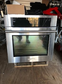 Stainless Electrolux Oven Roswell, 30075