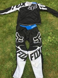 black and white motocross pants Richmond Hill, L4E 2W3