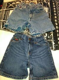 blue denim shorts! London, N6J 4E8