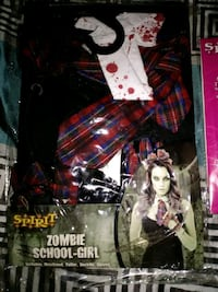 Zombie school girl outfit Johnson City, 37604
