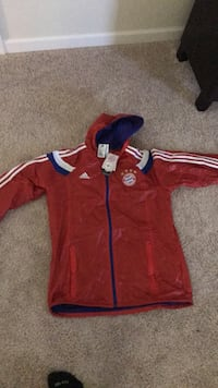 Bayern Munich Jacket with  tags size Large Vancouver, 98684