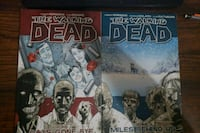 The walking dead volumes one and two Riverview, 33579