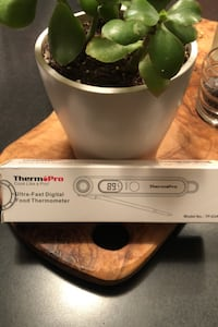 NEW ThermPro Digital Food Thermometer