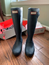 BRAND NEW* Hunter (Original Tour) Tall Rain Boots Arlington, 22207