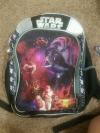 star Wars backpack NEW