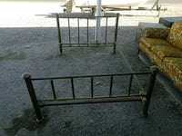 Very old solid brass full size bed frame Las Cruces, 88011