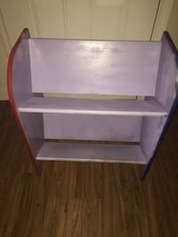 DIY kids bookshelf  Duncanville, 75236
