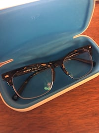 Warby Parker 3200 Ames Eyeglass Frames 54-18-145 Whiskey Tortoise Washington, 20009