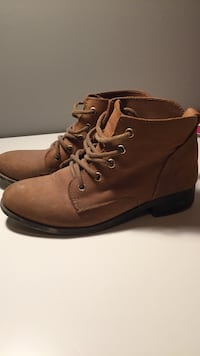 Suede Steve Madden boots  3150 km