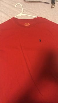 XL  polo shirt Manassas, 20110