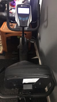 Black and gray elliptical trainer London, N6E 2B6