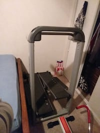 Bowflex Tread climber TC5 (manual) negotiable  Brampton, L7A 0P5