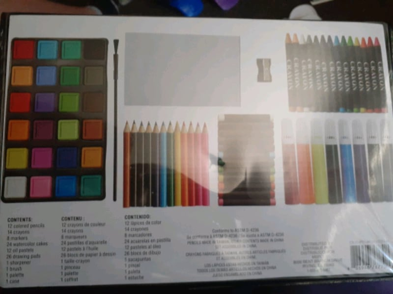 Art kit 100pc!! New need gone! :) fundraiser for a good cause! 2b70f93b-4537-44ed-a521-c3262ff266b7