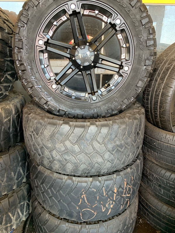 Used Mud Tires For Sale >> 20 New Wheel With Used Mud Tires For Dodge Ram Truck