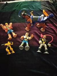 Rescue Heroes Action Toys with RH Horse Dallas, 75223