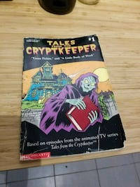 (Classic) Tales Of The Cryptkeeper #1 Toronto, M4C 5L4