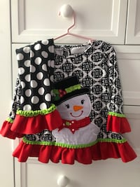 Emily Rose Christmas Outfit Size 3T Sayreville, 08859