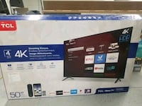 "TV SALE ON TCL 4K ROKU TV 32"",40"",50""NEW OPEN BOX STARTING $150!  Toronto, M1P"