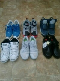 All sizes 5.5. To 7 all for 75.00 Virginia Beach, 23455